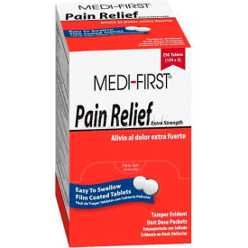 81148 Pain Relief, 250/Box