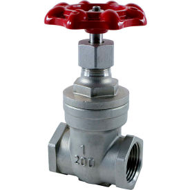 VGT102-32 2 In. Stainless Steel Gate Valve - 200 PSI