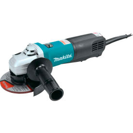 "9565PCV Makita 9565PCV 5"" SJS; High-Power Paddle Switch Angle Grinder w/Variable Speed"