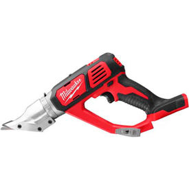 2635-20 Milwaukee; 2635-20 M18; Cordless 18 Gauge Double Cut Shear (Bare Tool Only)