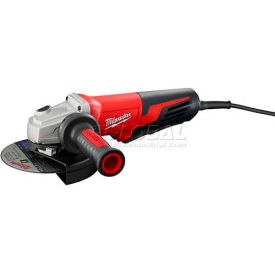 "6117-33D Milwaukee; 6117-33D 5"" Slide, Lock-On W/ Dial Speed Small Angle Grinder"