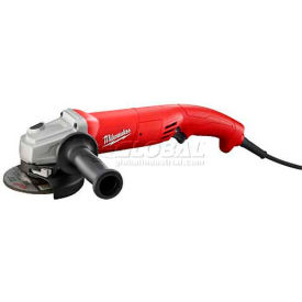 "6121-31 Milwaukee; 6121-31 4-1/2"" Trigger Grip Non-Lock Small Angle Grinder"