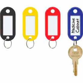 201400647 MMF STEELMASTER; ID Key Tags 201400647 - 1 Pack of 20 Tags, Assorted Color