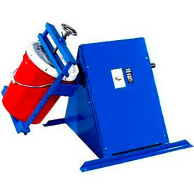 1-305-E3 Morse; 1 to 5 Gallon 1 Can Tumbler 1-305-E3 - Explosion-Proof 3-Ph Motor - 100 Lb. per Can Cap.