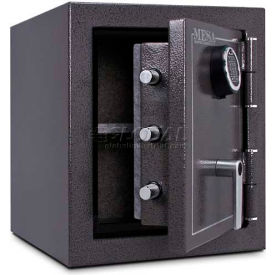 "MBF1512E Mesa Safe Burglary & Fire Safe Cabinet MBF1512E 2-Hr Fire Rating Digital Lock17-1/4""Wx18-3/4""Dx20""H"