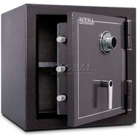 "MBF2020C Mesa Safe Burglary & Fire Safe Cabinet MBF2020C 2 Hr Fire Rating, Combo Lock, 22""W x 22""D x 22-1/2""H"