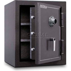 "MBF2620C Mesa Safe Burglary & Fire Safe Cabinet MBF2620C 2 Hr Fire Rating, Combo Lock, 22""W x 22""D x 26-1/2""H"