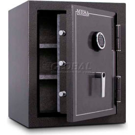 "MBF2620E Mesa Safe Burglary & Fire Safe Cabinet MBF2620E 2 Hr Fire Rating Digital Lock22""W x 22""D x 26-1/2""H"