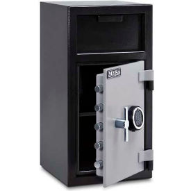"MFL2714E Mesa Safe B-Rate Depository Safe MFL2714E Front Loading, Digital Lock, 14""W x 14""D x 27-1/4""H"