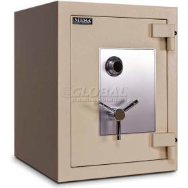 "Mesa Safe High Security Burglary Fire Safe MTLE2518 TL-15 - 2 Hr Fire Rated, 25""W x 25-1/2""D x 32""H"