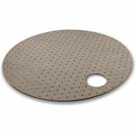 Gray Universal Drum Top Pads 25/Bale 22 x 22