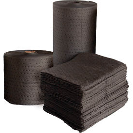 MBT Gray Spunbond Universal Medium Weight Rolls 2/Bale 150 x 15""
