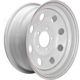martin wheel r-145-mm 5-hole steel mod trailer wheel - 14 x 5.5 (5/4.5) Martin Wheel R-145-MM 5-Hole Steel Mod Trailer Wheel - 14 x 5.5 (5/4.5)