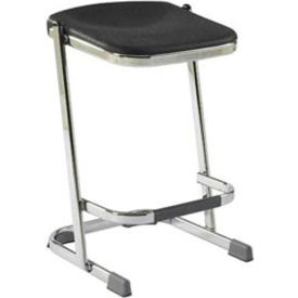 "6624 NPS Z-Stool with 24""H Blow Molded Seat - Elephant Series"