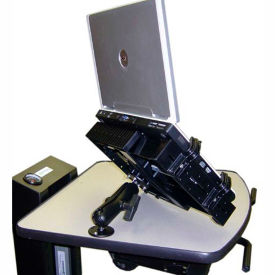"B112 Newcastle Systems B112 Laptop/Tablet Holder with 7"" Arm For EC, NB & PC Series Workstations"