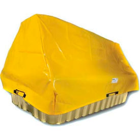 "5480-TARP Enpac HDPE Spill Containment Cover for Double IBC 4000I, 115""L x 75""W x 95""H - 5480-TARP"
