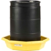 "8091-YE ENPAC; 8091-YE Drums-Up; - 7-1/2""H x 34"" Top Diameter - 20 Gallon Cap."