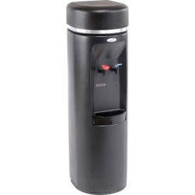 POUD1SHS BLK Atlantis Series Point of Use Water Cooler, Two Piece Hot Tank, Hot NCold;, Black