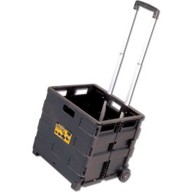 olympia tools grand pack-n-roll® rolling folding crate cart 85-010 - 80 lb. capacity Olympia Tools Grand Pack-N-Roll® Rolling Folding Crate Cart 85-010 - 80 Lb. Capacity