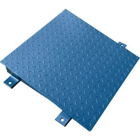 OP-750-5x4 Optima 750 Series 5 x 4 Ramp for 5 x 4 Floor Digital Scale -Blue