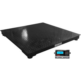 "OP-916-4x4-5-NNLED Optima 916 Series 48"" x 48"" Heavy Duty Pallet Digital Scale 5,000lb x 1lb"