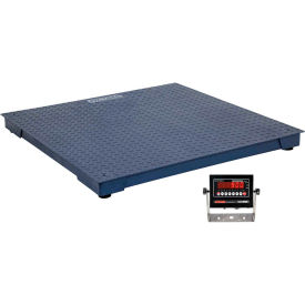 "OP-916-5x5-5LED Optima 916 Series NTEP Heavy Duty Pallet Digital Scale 60"" x 60"" 5,000lb x 1lb"