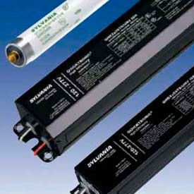 49859 Sylvania 49859 QHE 2X59T8/UNV ISN-SC 59W F96 T8 Instant Start - Normal Ballast Factor - 10; THD