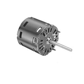 "D109 Fasco D109, 3.3"" Shaded Pole Open Motor - 115 Volts 1600 RPM"