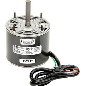 "D119 Fasco D119, 4.4"" Shaded Pole Motor - 115 Volts 1500 RPM"