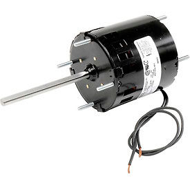 "D130 Fasco D130, 3.3"" Shaded Pole Open Motor - 115 Volts 1500 RPM"