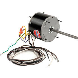 "ORM5458 Century ORM5458, 5 5/8"" Condenser Fan Motor - 208-230 Volts 1075 RPM"
