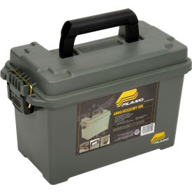 "171200 Plano Molding 1712-00 Ammo Can - 13-3/4""L x 7""W x 8-3/4""H, OD Green"