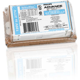 ICF2S13H1LDK Philips Advance ICF2S13H1LDK, Electronic CFL Ballast, 120-277V, 1 or 2- 13 Watts