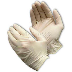 62-322/XL PIP Ambi-Dex; 62-322 Industrial Grade Latex Gloves, Powdered, White, XL, 100/Box