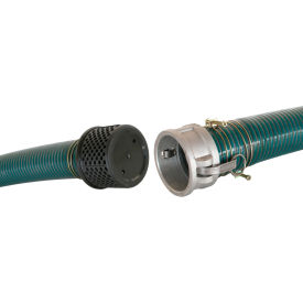 "85.400.091 4"" Suction Hose Kit - 25L, Aluminum Camlock"