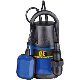 SP-550SD Be Pressure SP-550SD Submersible Pump, 1/2 HP Side Discharge