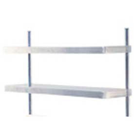 "SSCANT1248 Prairie View SSCANT1248, Optional SS Cantilever shelf for AIFT model tables, 12""W x 1-1/2""H x 48""L"