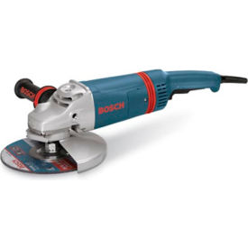 "1893-6 BOSCH; 1893-6, 9"" Large Angle Grinder with Rat Tail Handle"