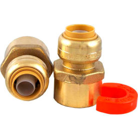 22441LF SharkBite 22441LF Water Heater Fittings Kit, 3/4 In Size