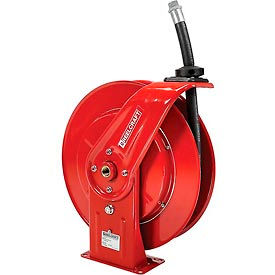 "F7925 OLP Reelcraft F7925 OLP 3/4""x25 250 PSI Spring Retractable Fuel Delivery Hose Reel"