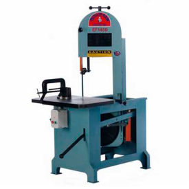 all-purpose vertical band saw - 1 hp - 110v - single phase - 60 cycle - roll-in saw ef1459 All-Purpose Vertical Band Saw - 1 HP - 110V - Single Phase - 60 Cycle - Roll-In Saw EF1459