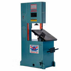 vertical tool and die tilting band saw - 2 hp/440v - 3 ph - 60 cycle - roll-in saw journeyman jm1220 Vertical Tool and Die Tilting Band Saw - 2 HP/440V - 3 Ph - 60 Cycle - Roll-In Saw Journeyman JM1220