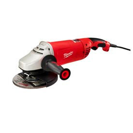 "6088-31 Milwaukee; 6088-31 15 Amp 7"" and 9"" Large Angle Grinder"