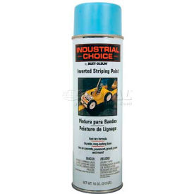 1627838 Rust-Oleum S1600 System Inverted Striping Paint Aerosol, Blue
