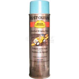 2326838 Rust-Oleum 2300 System Inverted Striping Paint Aerosol, Blue