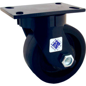 "rwm casters 6"" gt wheel swivel caster with demountable swivel lock - 75-gtb-0625-s-dsl RWM Casters 6"" GT Wheel Swivel Caster with Demountable Swivel Lock - 75-GTB-0625-S-DSL"