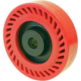 "rwm casters 8"" x 3"" omega wheel with tapered roller bearing for 3/4"" axle - uot-0830-12"
