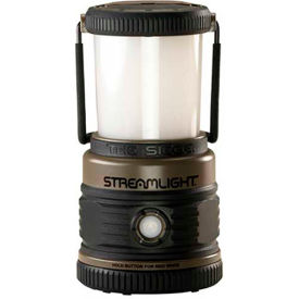 44931 Streamlight; 44931 The Siege; Alkaline White/Red LED Lantern - Coyote