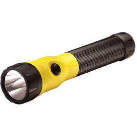 76163 Streamlight; 76163 PolyStinger; Rechargeable LED Flashlight, 385 Lumens - Yellow