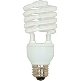 S7227 Satco S7227 23t2/27 23w W/ Medium Base -Warm White- Cfl Bulb